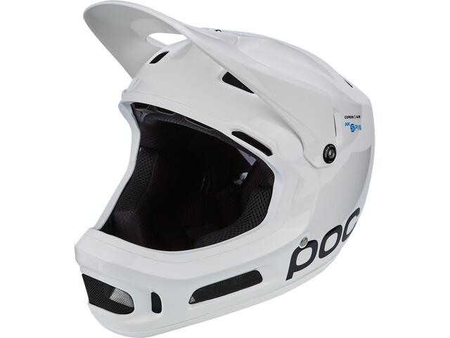 POC Coron Air Spin Helmet hydrogen white
